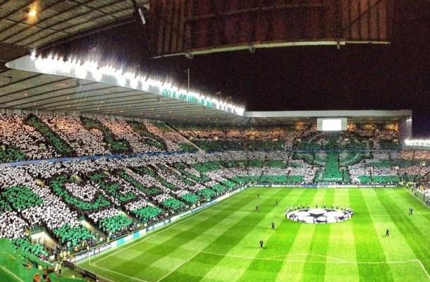 Celtic 125 display.