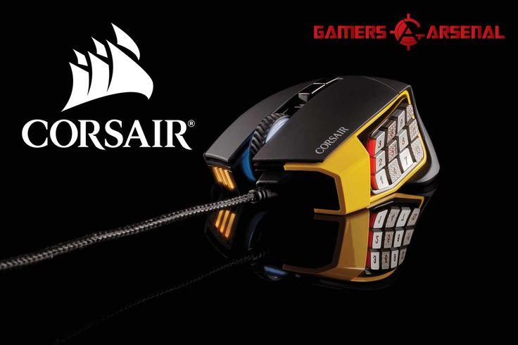 Corsair Scimitar PRO RGB, il mouse per MMO con tastierino laterale scorrevole. Corsair continua a regalarci ottimi prodotti e forse razer dovrebbe copiare...