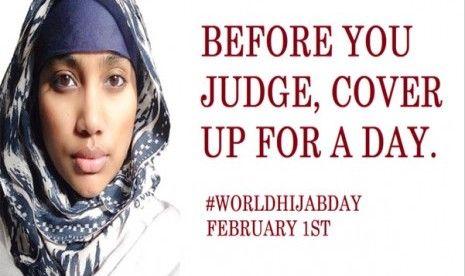 Peringatan Hari Hijab Sedunia, Berharap Tidak Ada lagi Diskriminasi