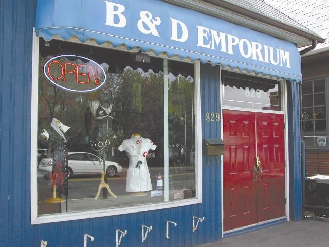 You definitely know you are walking into a different kind of store when you step through the doors of B&D Emporium's new location on 17th avenue. As you take in the red walls and unique decorations, one of the first things that catch your eye is a cage containing two white-sided geckos. It's a distinctive...