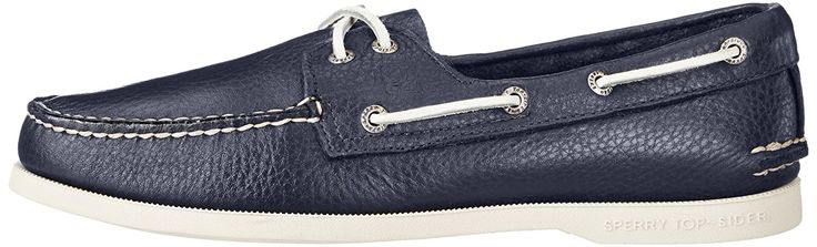 Sperry Top-Sider Men's A/O 2 Eye Boat Shoe,Navy,10.5 M US