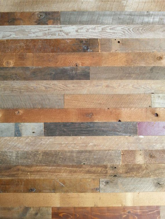 Your Home For Top Quality Solid Reclaimed Wood Items This Listing Is Our Diy Wall Boards Center Cut Authentic Old Barn Designed Easy And
