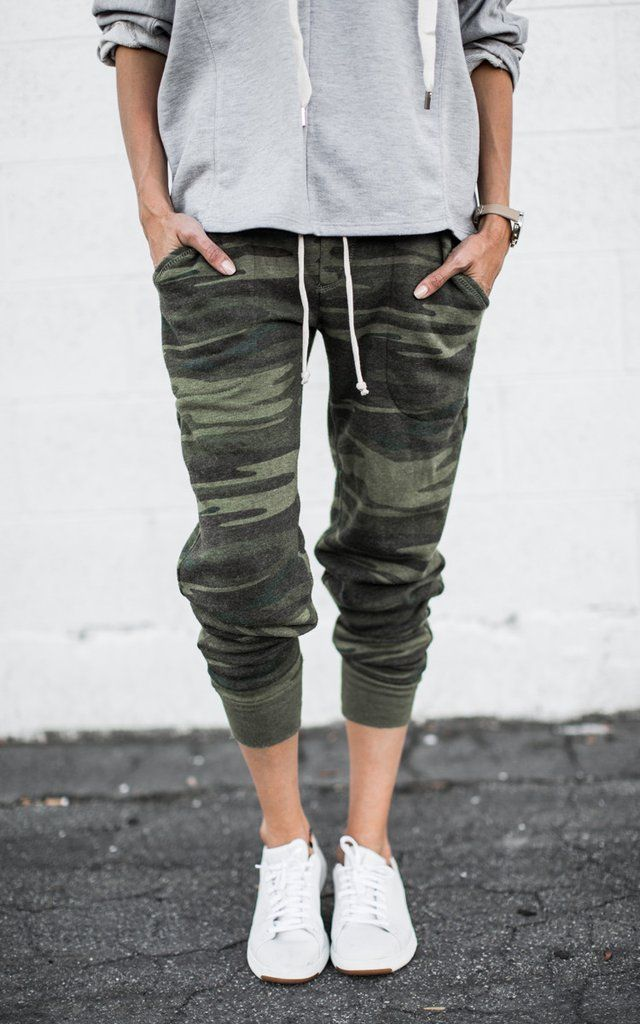 innovative camo joggers outfit womens 10