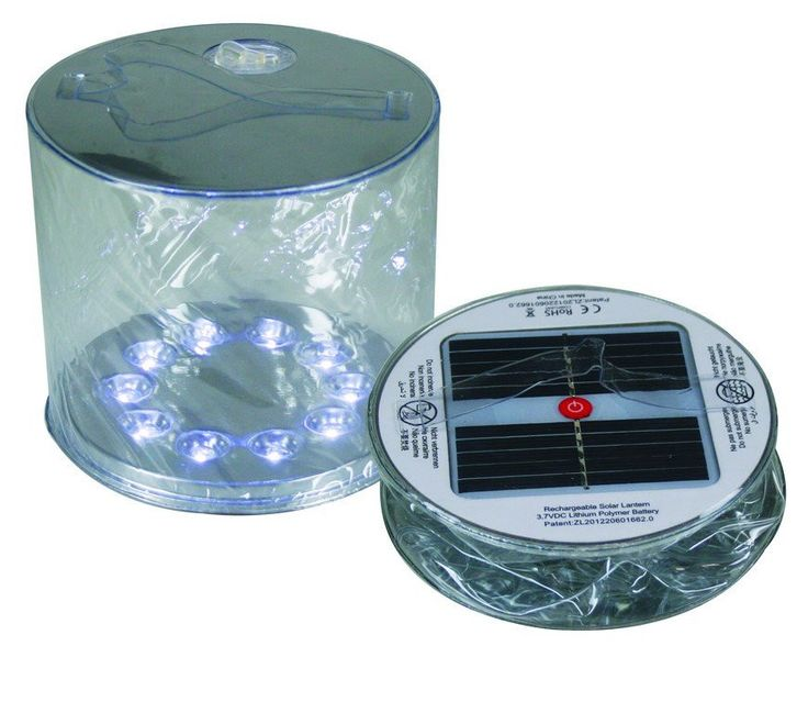 Inflatable LED Solar Light  #futurelight #futurelightledlightssouthafrica #ledlights #led
