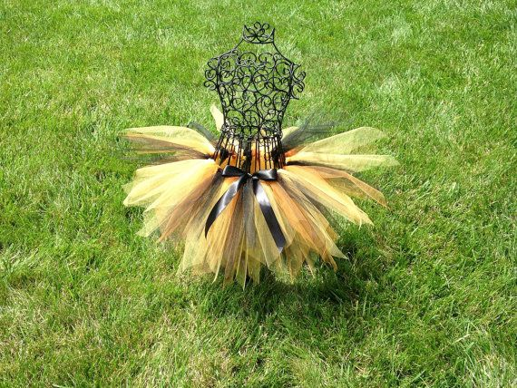 Scarecrow tutu Scarecrow costume Baby by TheSugaredRibbon on Etsy