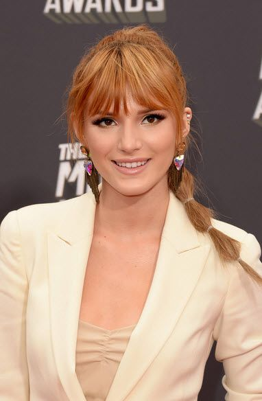 Bella Thorne Talked With Clevver TV At The 2013 MTV Movie Awards About Her Hollywood Records Deal