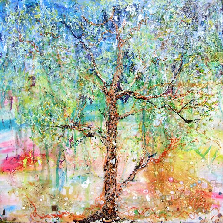 genome tree of life painting - Google Search