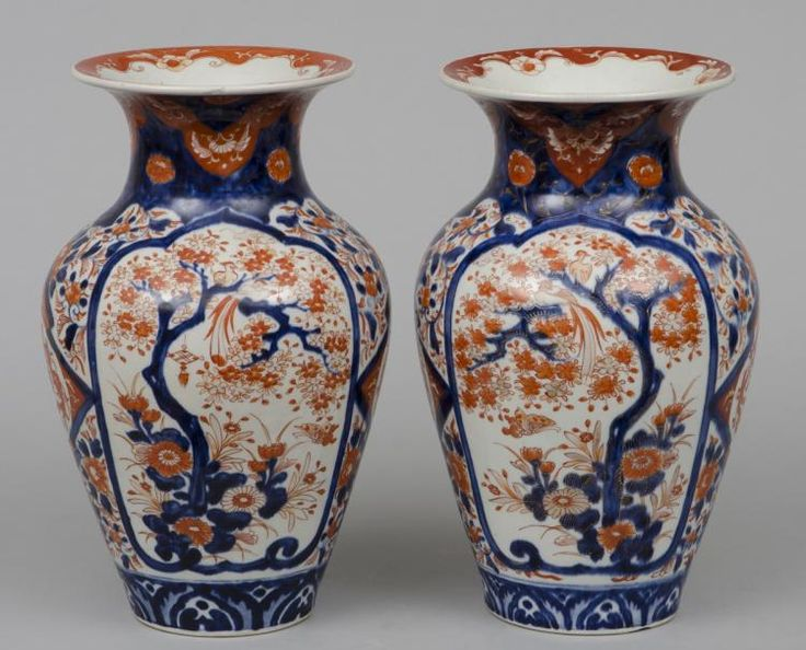 Buy online, view images and see past prices for Japanese Imari Porcelain Umbrella Stand. Invaluable is the world's largest marketplace for art, antiques, and collectibles.