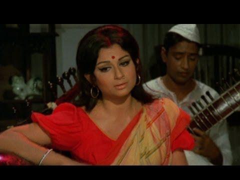 Raina Beeti Jaye - Classic Hindi Song - Sharmila Tagore & Rajesh Khanna ...