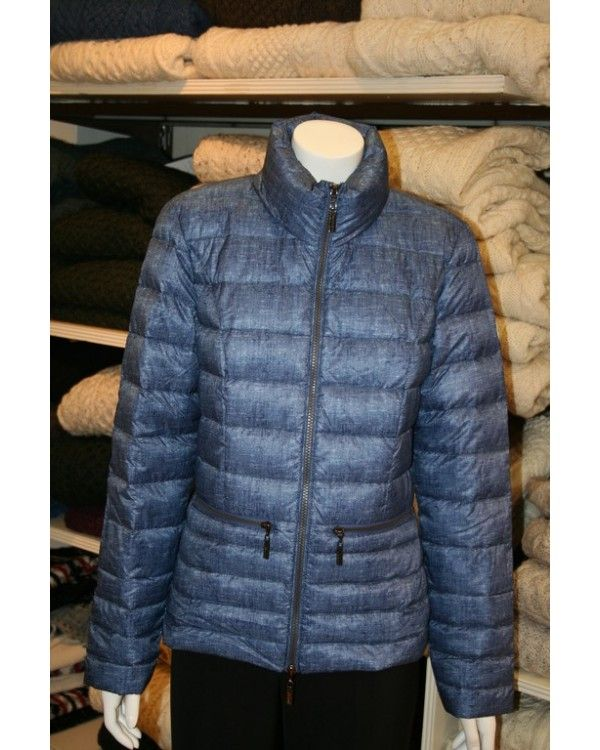 Beaumont of Amsterdam Down Jacket - perfect for chilly Spring weather.