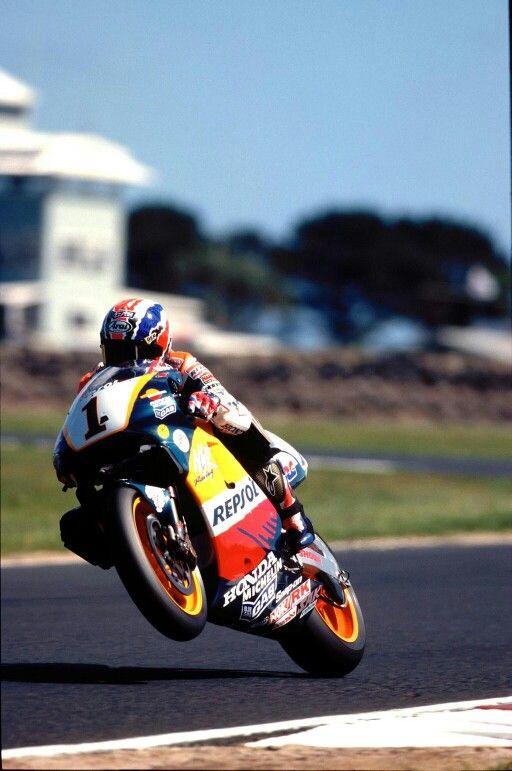 Mick Doohan: 5 times 500cc MotoGP World Champion from Gold Coast, Australia