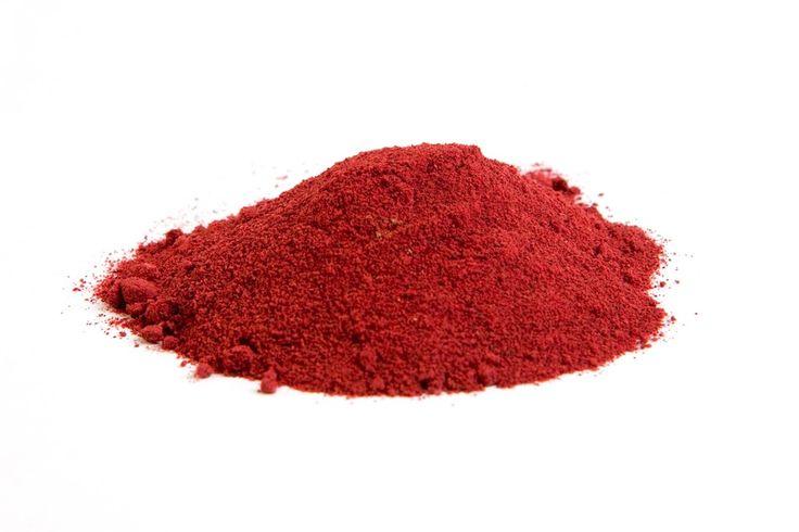 Naturligt smink med rödbetor
