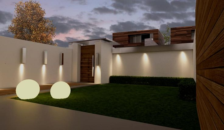 CASA E - CASA MONOFAMILIARE: Giardino in stile in stile Minimalista di diparmaespositoarchitetti