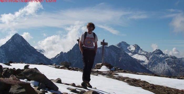 camminare in montagna fa bene!