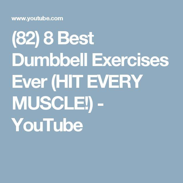 Best 25+ Best Dumbbell Exercises Ideas On Pinterest