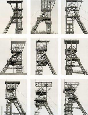 Winding Towers Bernd & Hilla Becher