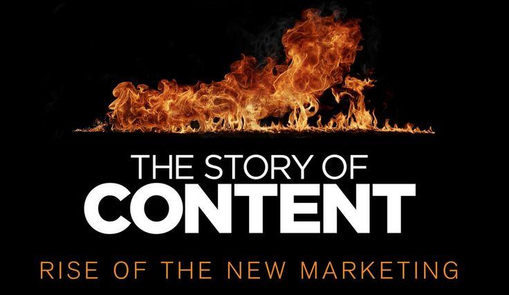 """""""The story of content"""": l'avvento del nuovo modello di marketing spiegato in un film"""