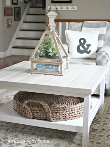 Coffee Table Decorating Ideas - How to Style Your Coffee Table - Good Housekeeping: