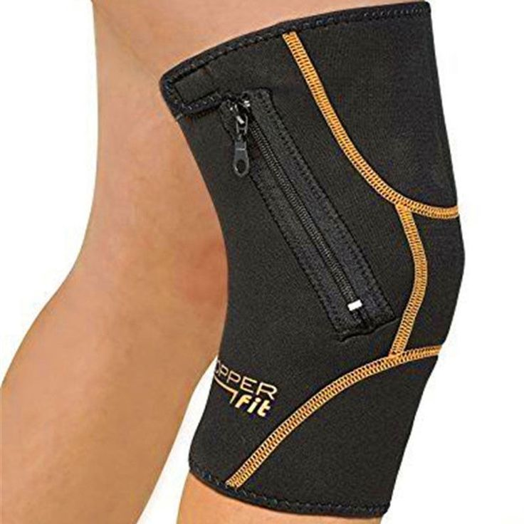 Hot Copper Fit Knee sleeve Brace sleeve Braces&Supports Mountaineering Life Safe #Unbranded