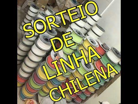 Sorteio de linha chilena + um pacote de pipas! - COMEMORAÇÃO AOS  1MIL I...