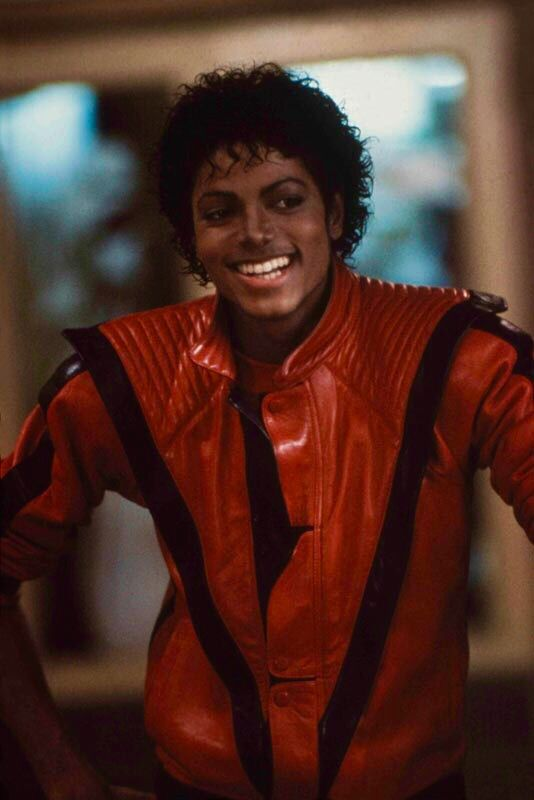 Michael thriller ❤️                                                                                                                                                     More