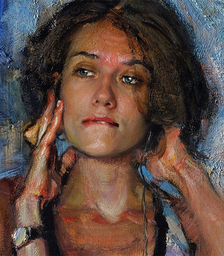533 best images about Portrait Paintings on Pinterest ...
