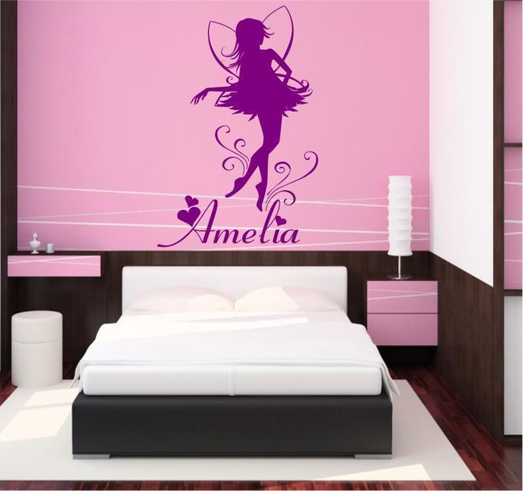 Best Girls Wall Decals Images On Pinterest Wall Decals - Nursery wall decalswall stickers for nurseries rosenberry rooms