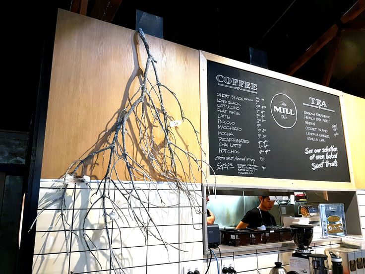 Forward Thinking Design were enlisted by The Mill, Bowral to create a design for their cafe