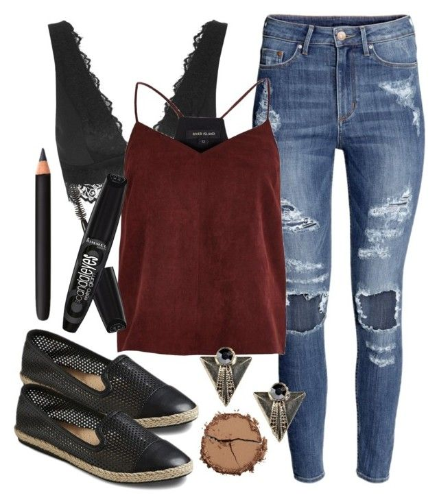 """Edgy Hanna Marin inspired outfit with flat shoes"" by liarsstyle ❤ liked on Polyvore"