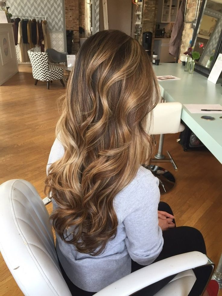 LOVE (apply with my hair color instead?) (dimensional) (Hair Color Balayage)
