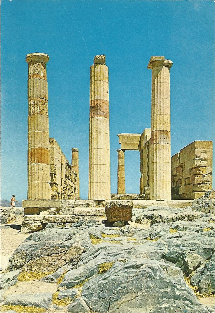 Temple of Athena, Greece