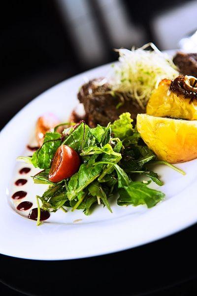 Restauracja Steak & Grill - grillowany filet dorsza