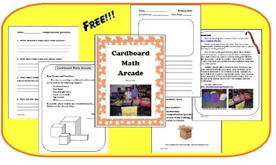 Try this: The Original 4th Grade Cardboard Math Arcade by Liliris [Downloadable Activity Kit]