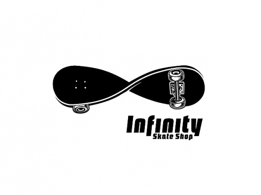 Skateboarding logos and names