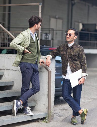 Street Style: The Top 10 Trends from Spring 2014: Rules of Style : Details