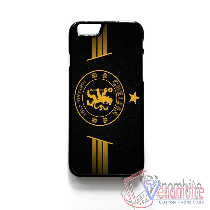Chelsea FC Logo Black Case iPhone, iPad, Samsung Galaxy & HTC One Cases