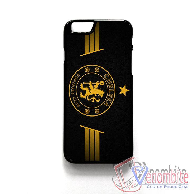 Chelsea FC Logo Black Case iPhone, iPad, Samsung Galaxy & HTC One Cases