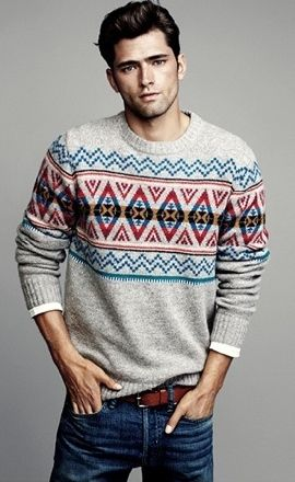 Awesome sweater to bad its bout to be summer