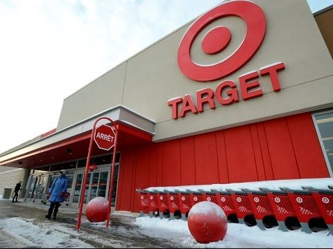 Target to close in Canada