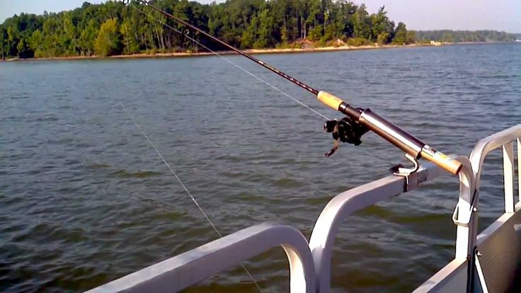 The 25 best boat rod holders ideas on pinterest pvc rod for Fishing rod holders for pontoon boats