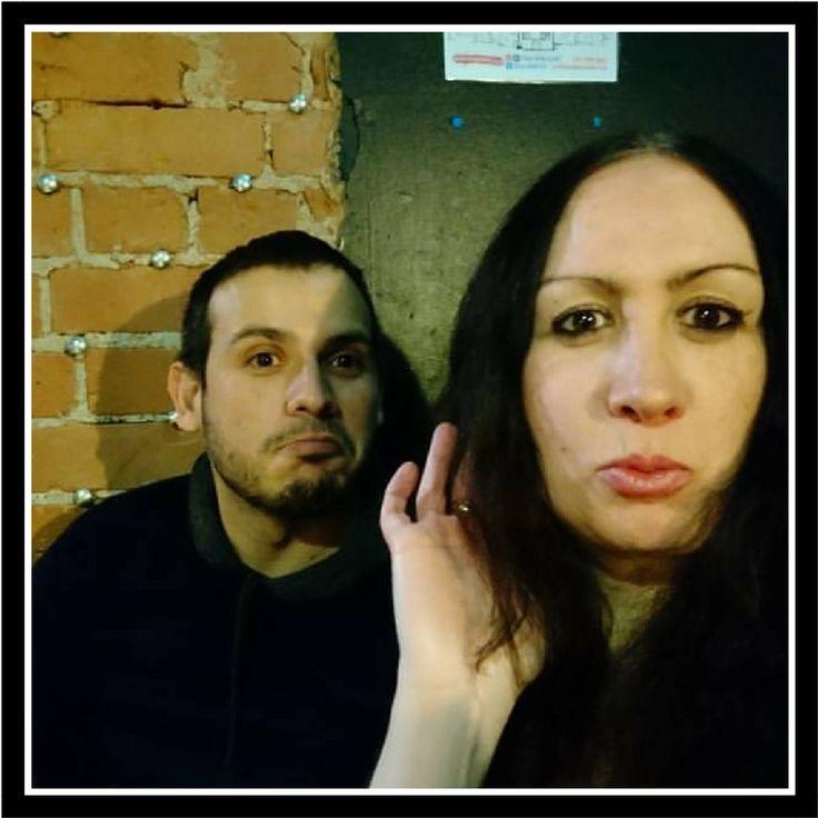 Daniel & Joss at Tej's Birthday 2017 #cardiff #beers #TinyRebel #wales
