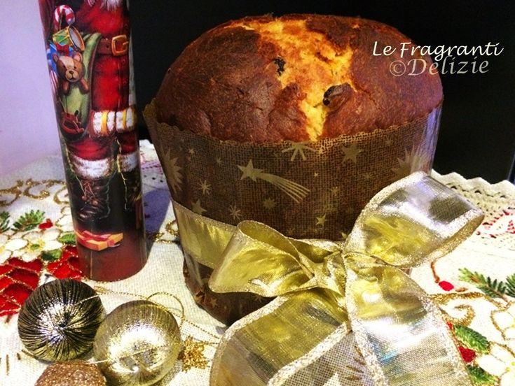 Panettone senza canditi ricetta home made, il re delle tavole di Natale, una ricetta facile a prova di imbranato