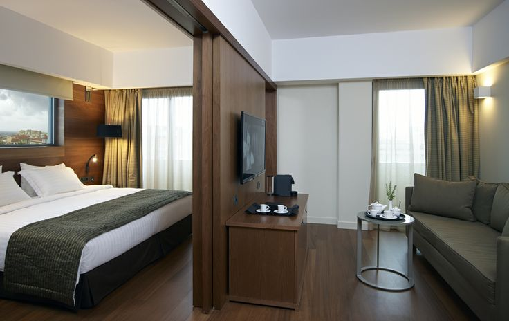 Executive suites on Samaria hotel in #Chania
