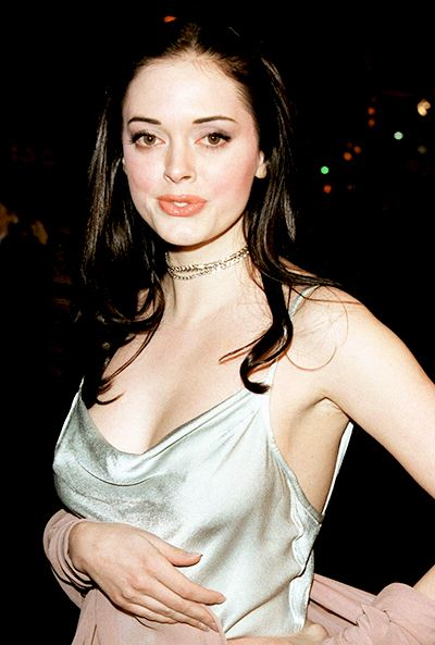 Rose Mcgowan At The After Party For The Premiere Of