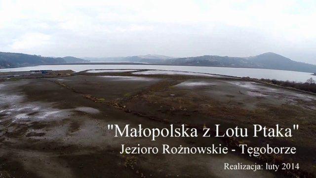 Znaleziony na dysku podczas porządków: krótki film z Lotu Ptaka znad Tęgoborzy nad Jeziorem Roznowskim. Realizacja z Drona typu Hexacopter. Silniki T-Motor 2814-10  - Gimbal 2 axis.