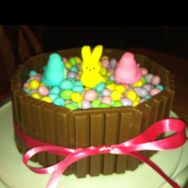 Blake wants us to make this for Easter.  Could be very interesting.  Lol.