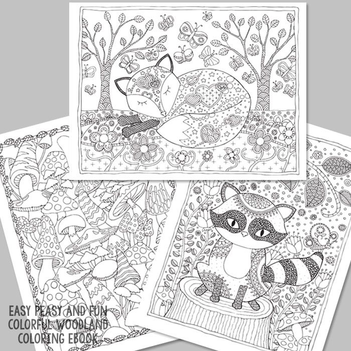 Animal Kingdom Colouring Raccoon : 990 best animal coloring pages doodle images on pinterest
