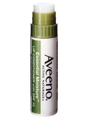 Aveeno Essential Moisture Lip Conditioner SPF 15 - InStyle Best Beauty Buys 2007 Winner #instylebbb