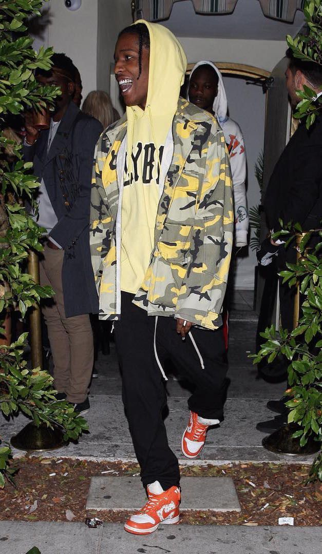 Asap mob clothing store