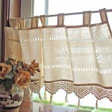 resultado de imagen de hacer cortinas armarios cocina rustica